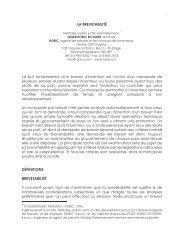 LA BREVETABILITÉ Le but fondamental d'un brevet d'invention est l ...