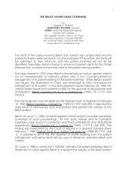 Beloit Valmet Oy Saga Continues, As Court Voids Beloit Patent