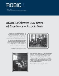 special document available here - Léger Robic Richard