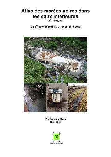 Version pdf (69 pages - 2,55 Mo) - Robin des Bois