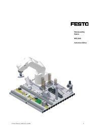 1 Robotassembly Station MPS 2000 Instructors Edition