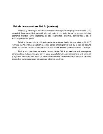 1. Metode de comunicare fara fir.pdf