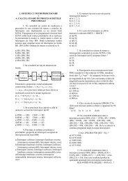 3. SISTEME CU MICROPROCESOARE + 4. CALCULATOARE DE ...