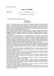 Lege nr. 307/2006 - Inspectoratul General pentru Situaţii de Urgenţă