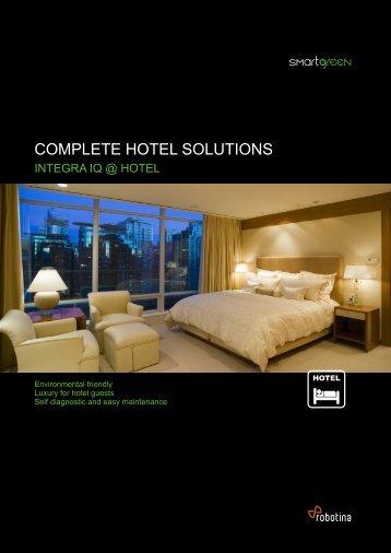 Integra IQ at Hotel Brochure en web.cdr - Robotina doo