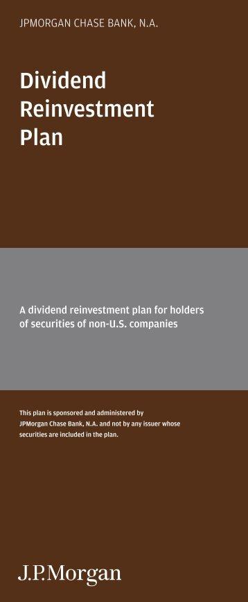 Dividend Reinvestment Plan - Roche