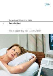 Roche Jahresbericht 2006