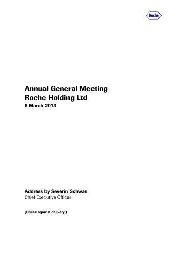 Generalversammlung 16 - Roche