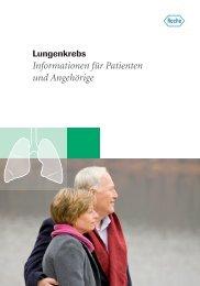 Leben mit Lungenkrebs - Roche in Deutschland
