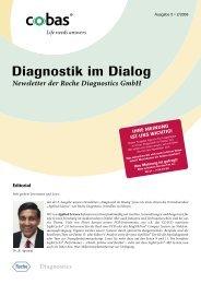 Diagnostik im Dialog (Ausgabe 5, 2/2006) - Roche in Deutschland