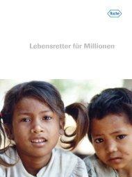 Lebensretter für Millionen - Roche in Deutschland