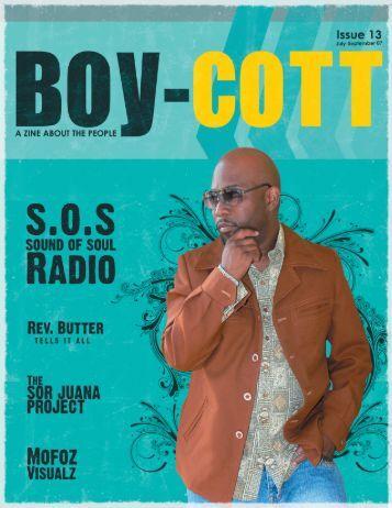 Butter - Boy-Cott Magazine
