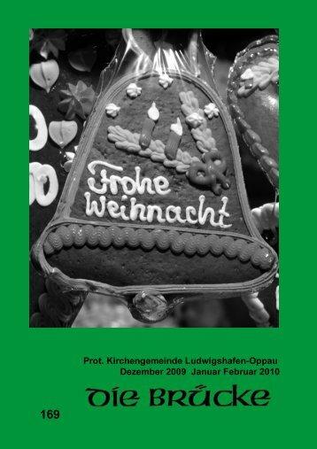 Heft 169 - Prot.kirchengemeinde Ludwigshafen-Oppau