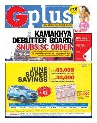 G Plus Vol 1 Issue 37
