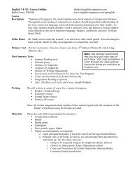 Course Syllabus (.pdf) - English Companion