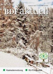 Ausgabe 12/10 - Bund Deutscher Forstleute (BDF)