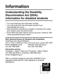 Understanding the Disability Discrimination Act - Trailblazers
