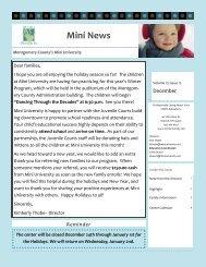 Reminder Mini News - Mini University