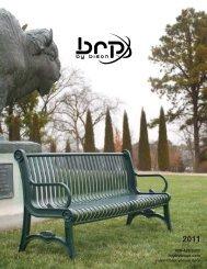 BRP CATALOG 2011.qxd - Park Place Recreation Designs, Inc.