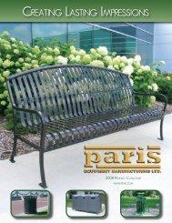 Page 4 - Park Place Recreation Designs, Inc.