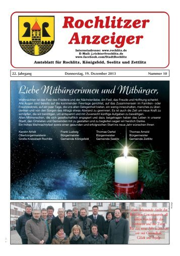 Rochlitzer Anzeiger