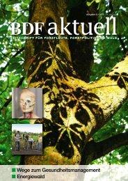 Ausgabe 06/10 - BDF