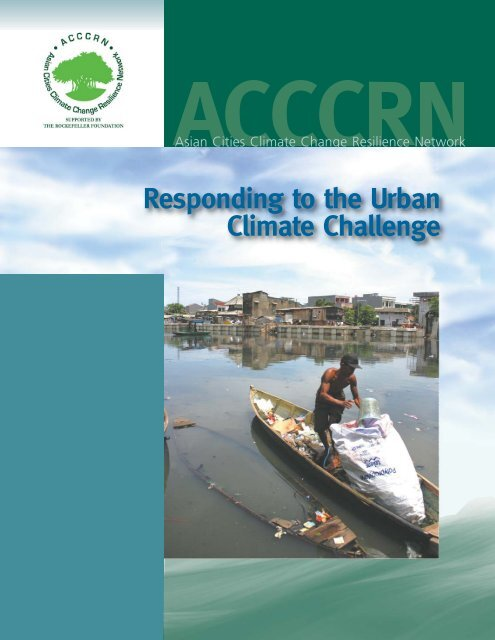 Responding to the Urban Climate Challenge - Sustainability ...