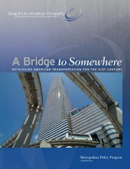 A Bridge to Somewhere - Center for State Innovation