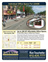 2520-2522 Central Ave, Mpls MN - Rock Solid Companies