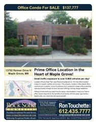 13792 Reimer Drive N Maple Grove, MN - Rock Solid Companies