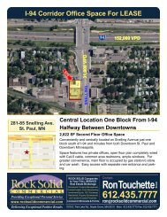 281-85 Snelling Ave - Rock Solid Companies
