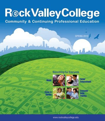 Community & Continuing Professional Education - Rock Valley ...