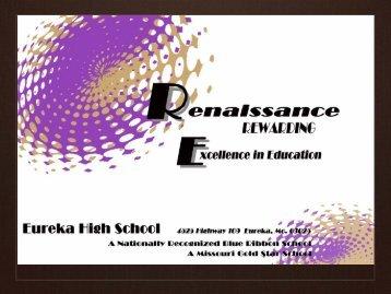 Renaissance Powerpoint - Rockwood School District