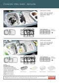 stainless steel sinks - Roco - Page 6