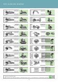 HINGES, HINGE BORING MACHINES, SCREWS AND ... - Roco - Page 2