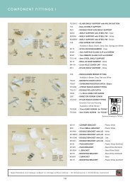 Roco Fittings Catalogue 10 Components Chapter