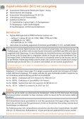Digital-Lokdecoder (DCC) Digital Locomotive Decoder (DCC ... - Roco - Page 2