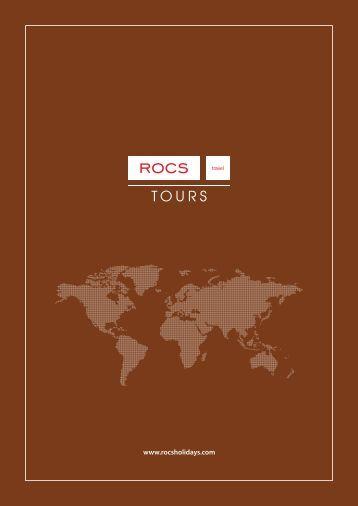 ROCS Travel TOURS BROCHURE 210×297 60pgs