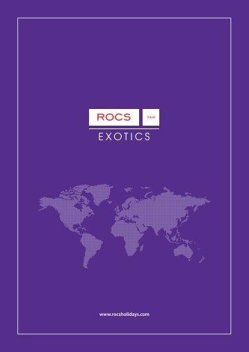 Exotics - ROCS group