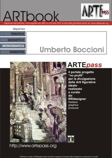 """Umberto Boccioni - il portale di """"rodoni.ch"""""""