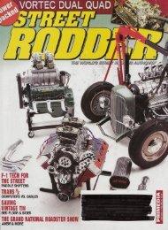 2006 Street Rodder Jun Vol 35 #6- GNRS better ... - RodShows.com