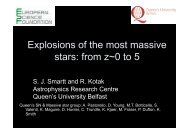 Explosions of the most massive stars: from z~0 to 5