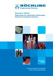 Imageprospekt Foppe - Röchling Engineering Plastics