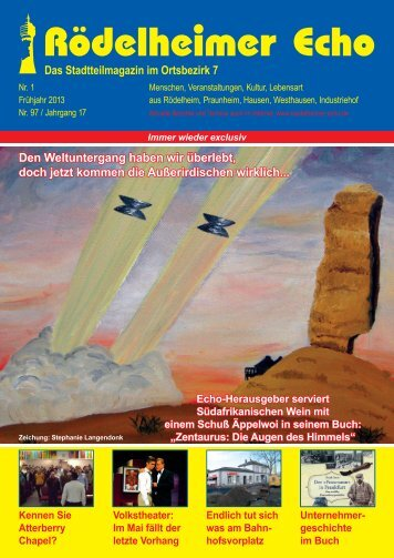 rödelheimer echo: branchenführer