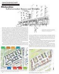 Selbstverwaltet Bauen und Wohnen Möckernkiez - roedig.schop ...