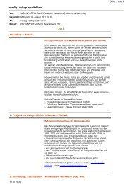 Wohnportal Berlin, 19.1.2011 (PDF, 56kB) - roedig.schop ...