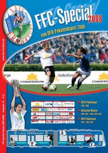 Seite 01 - 1. FFC Frankfurt e.V.