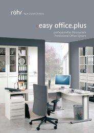 easy office.plus - Röhr-Bush