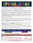 SPRINGCamp - Evergreen Aviation & Space Museum - Page 2