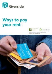 Ways to pay your rent - Riverside